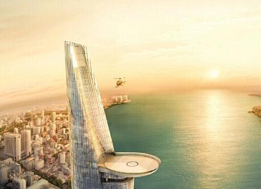 Dự án Tòa tháp Bitexco Financial Tower TP Hồ Chí Minh