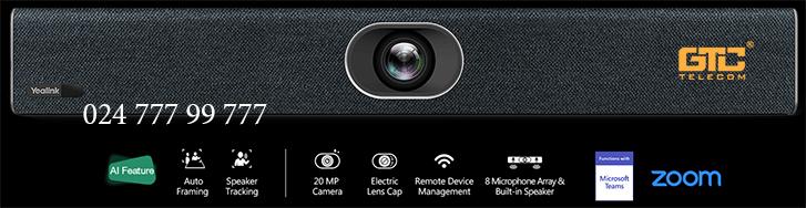 Camera Yealink UVC40- Thiết bị hội nghị Yealink UVC40 Kết nối USB +PC!