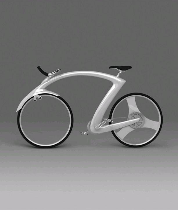 Bộ sưu tập xe đạp tương Lai.