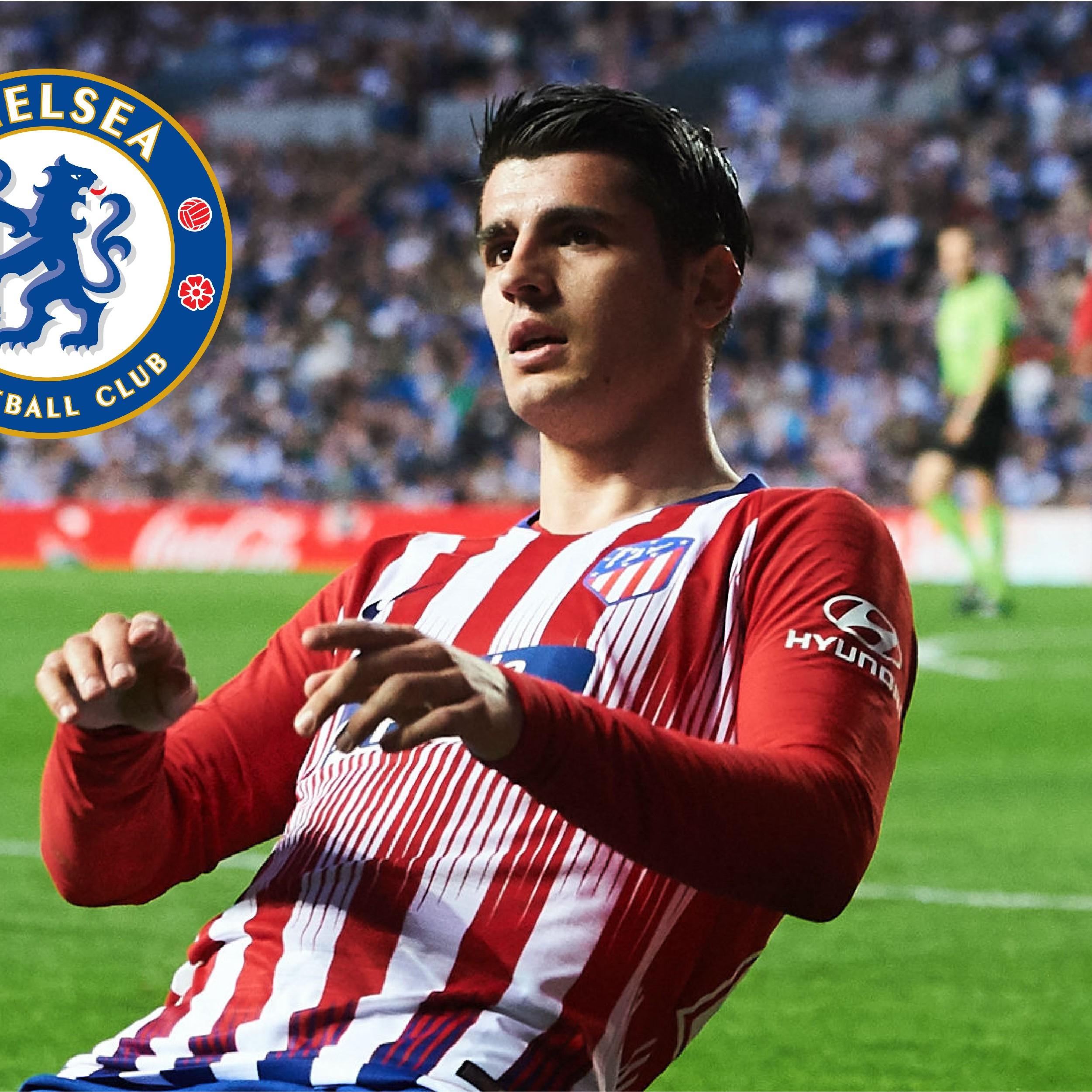 Chelsea lấy lại Morata nếu không nhận đủ 50 triệu bảng