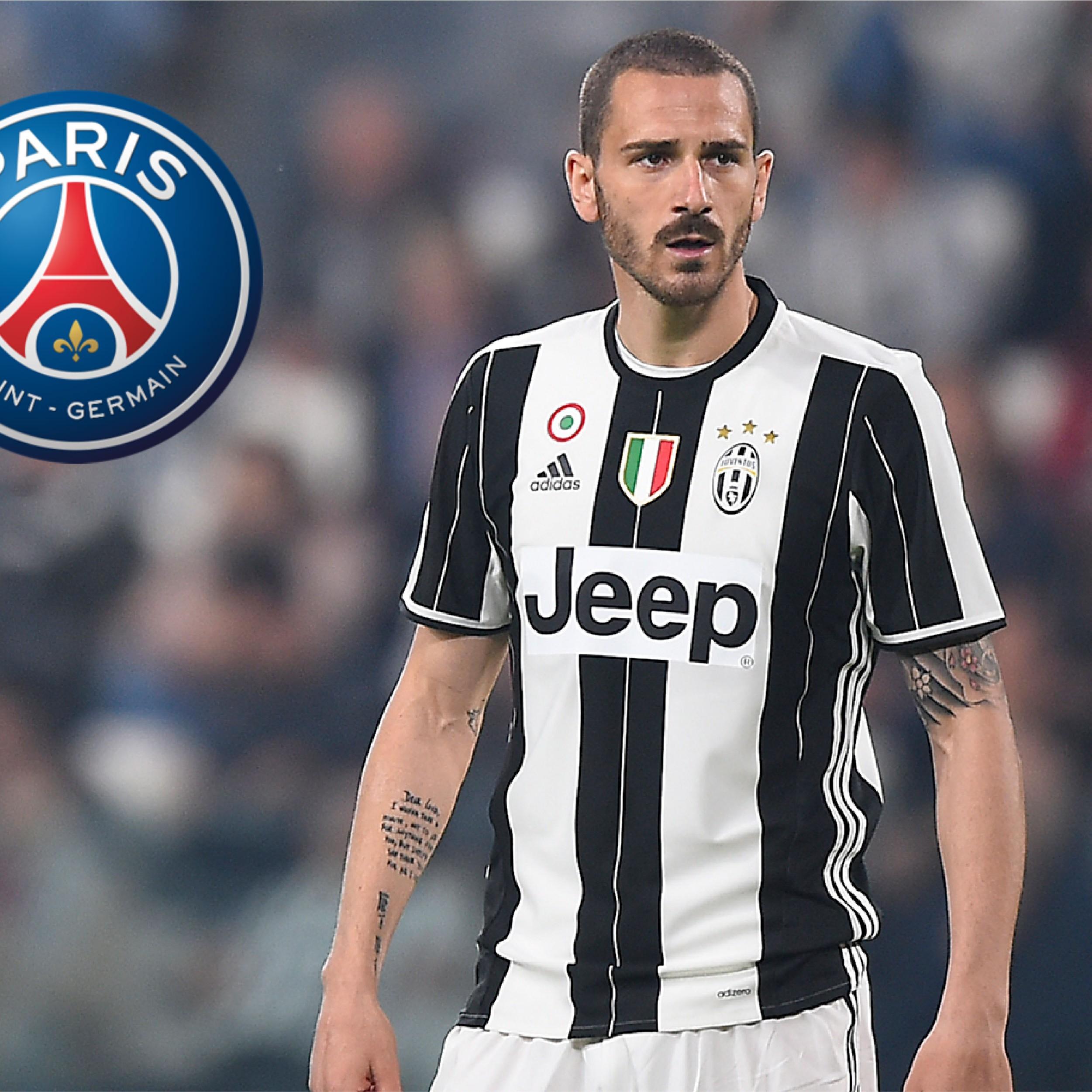 PSG quan tâm đến Bonucci