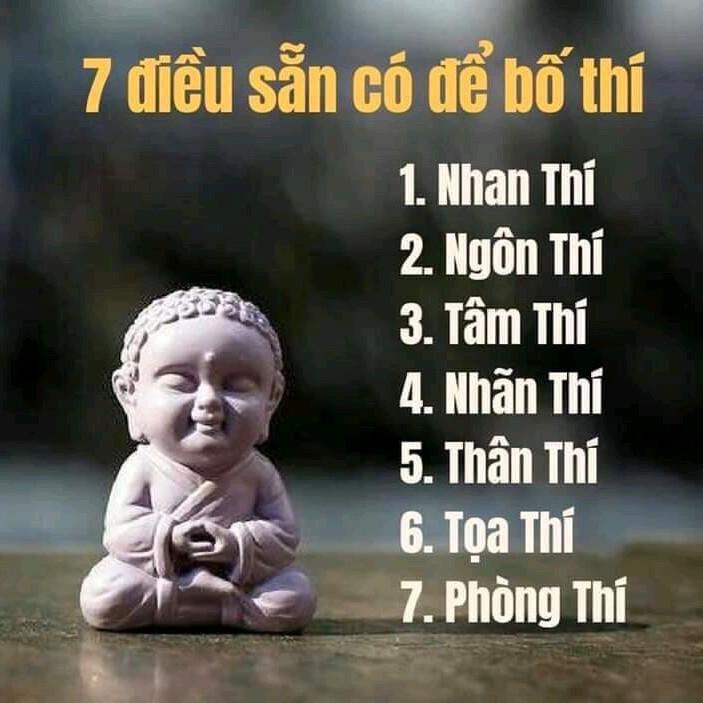 - 🙏Chắp tay con hỏi..?  Phật ơi, Người ta giàu thế là do nhân gì? Phật cười khuôn mặt từ bi, Bố thí, làm phước nhân này giàu sang. N