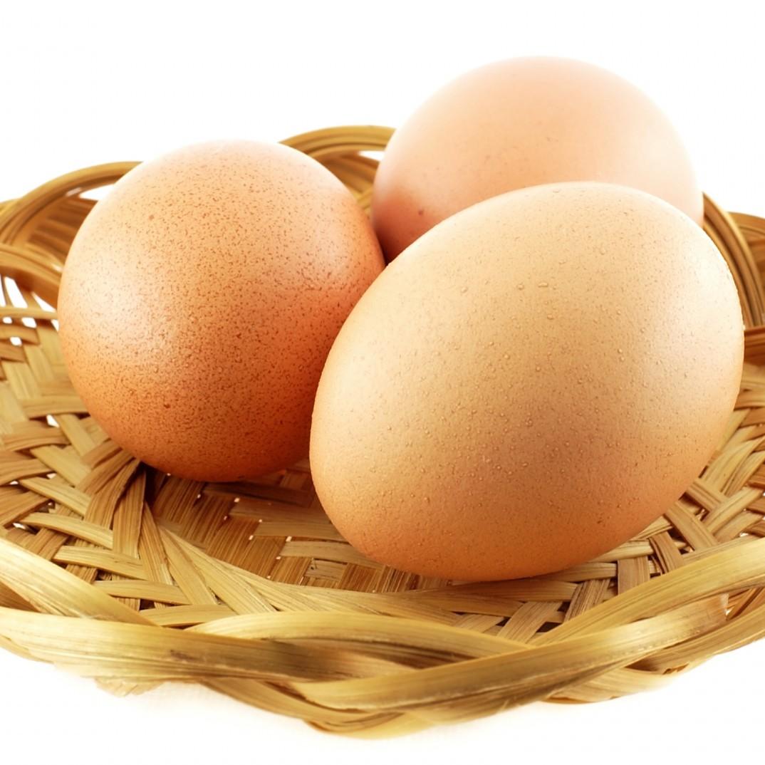 3. Quả trứng gà