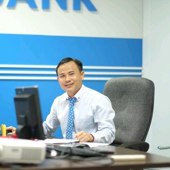 Ông Phan Thơm - GĐ Chi nhánh Eximbank Quận 7