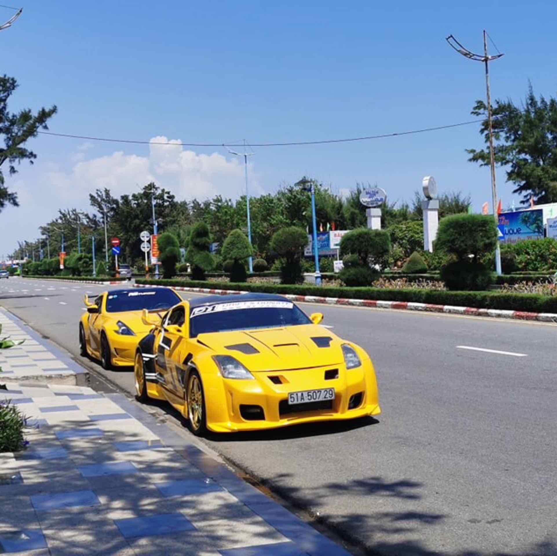 Nguyễn Ngọc Cường - Ôi...dăm ba con xe màu mè pô thì kêu như xe ba gác 😂