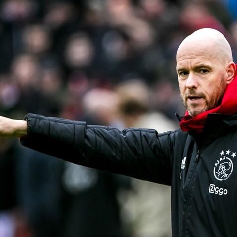 4. Erik Ten Hag của Ajax