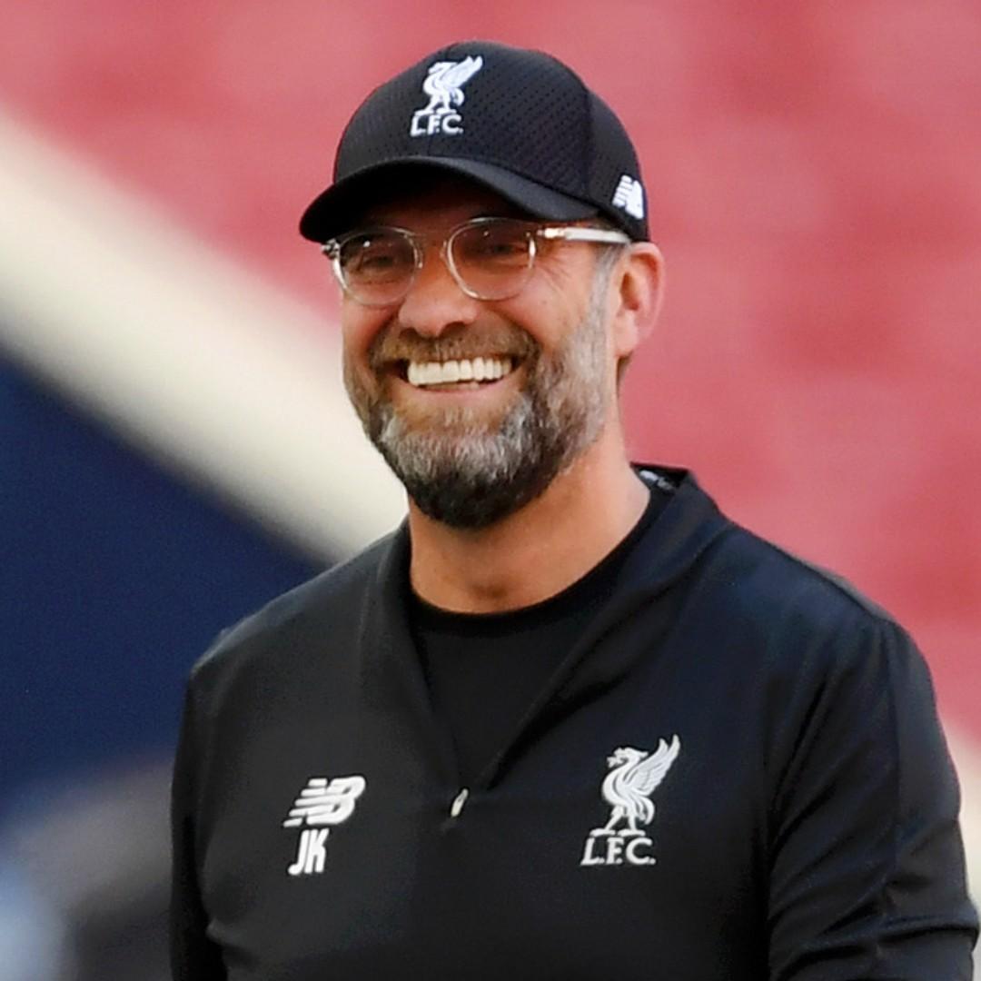 1. Jurgen Klopp của Liverpool