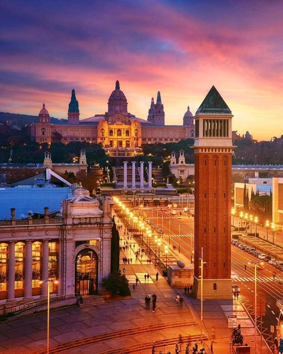 BARCELONA - SPAIN 📷 : @ken4photo