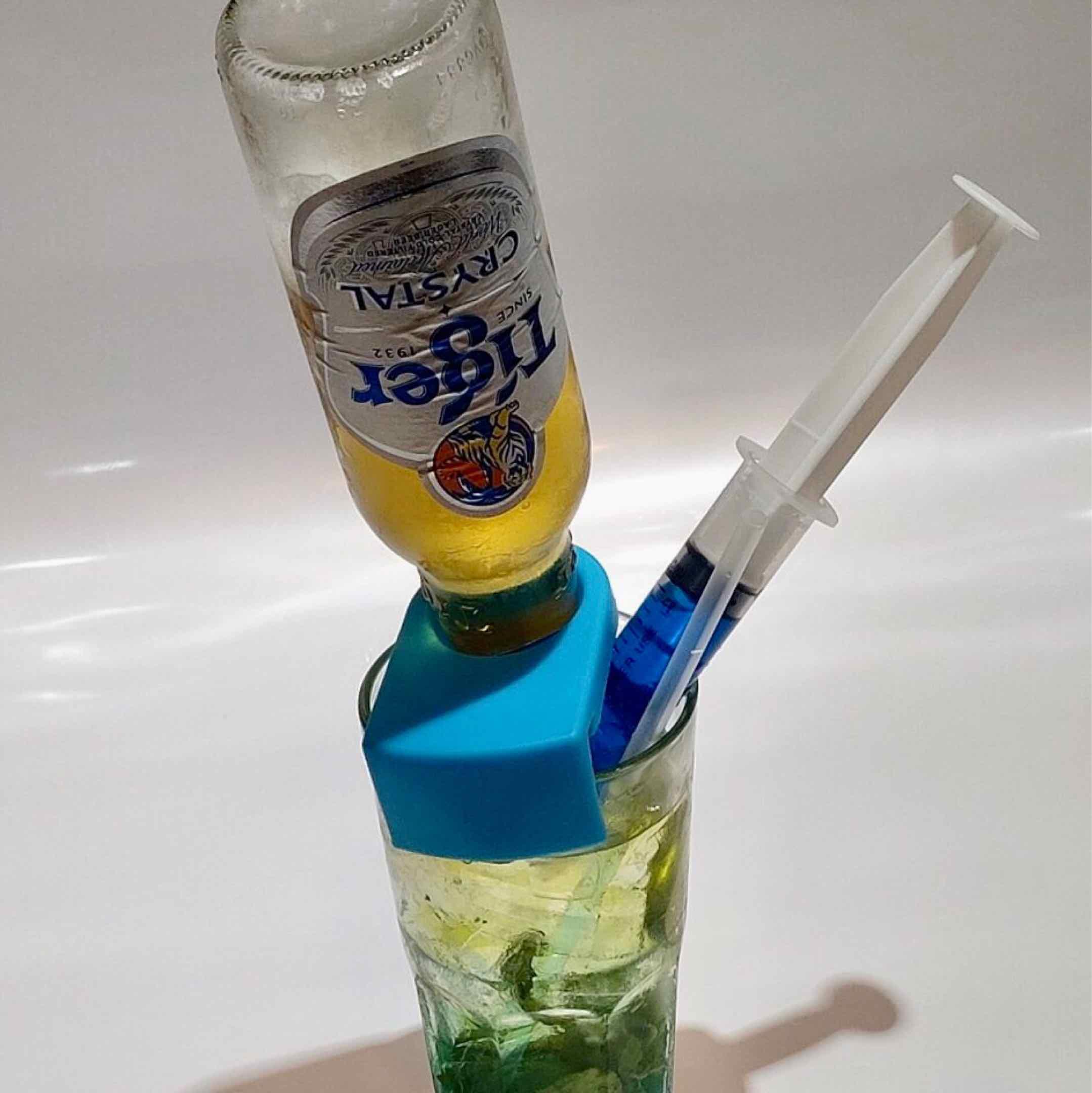 Bia úp ngược