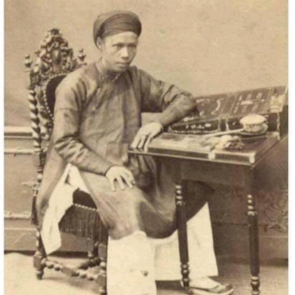 Học khẩu khí của cụ Trương Vĩnh Ký (Tiếng Việt của gần 140 năm về trước)
