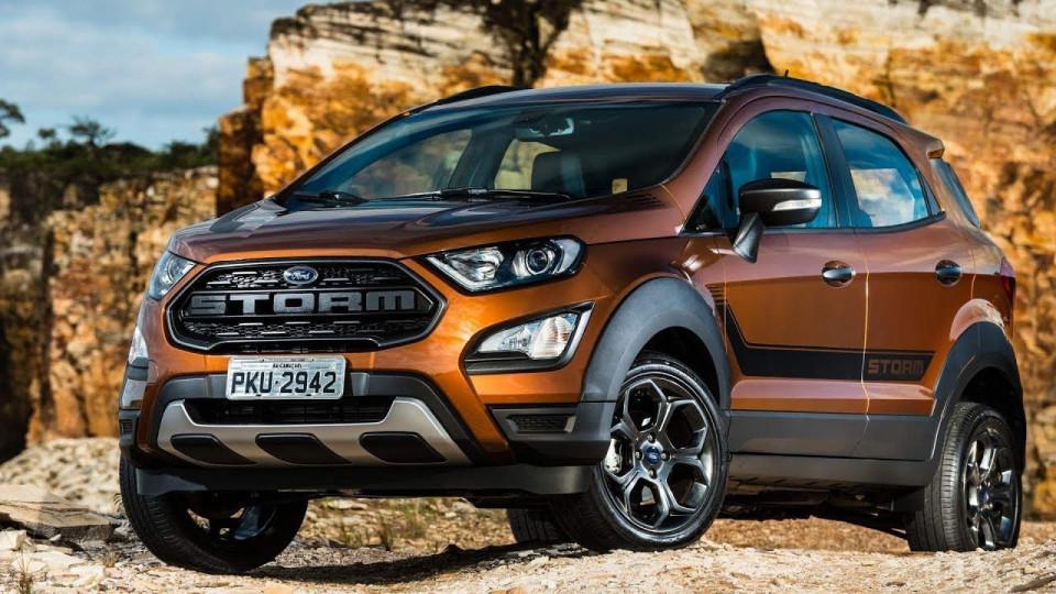Ford EcoSport Mới 2018 giá rẻ có hỗ trợ trả góp
