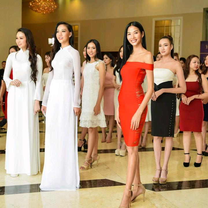 Cuộc thi hương sắc các dân tộc Việt Nam
