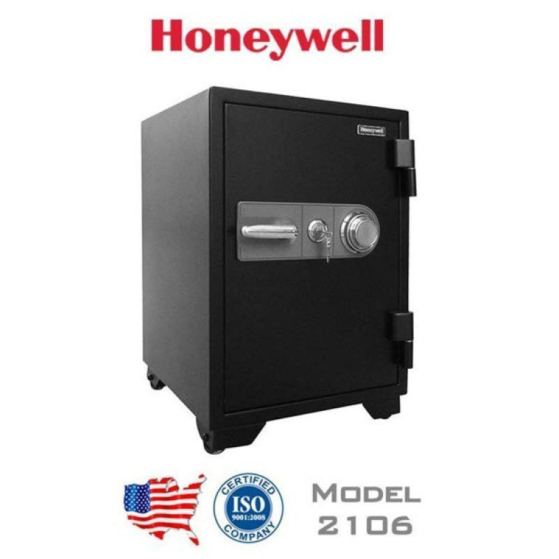 Thương hiệu Két sắt nổi tiếng của Mỹ – Honeywell