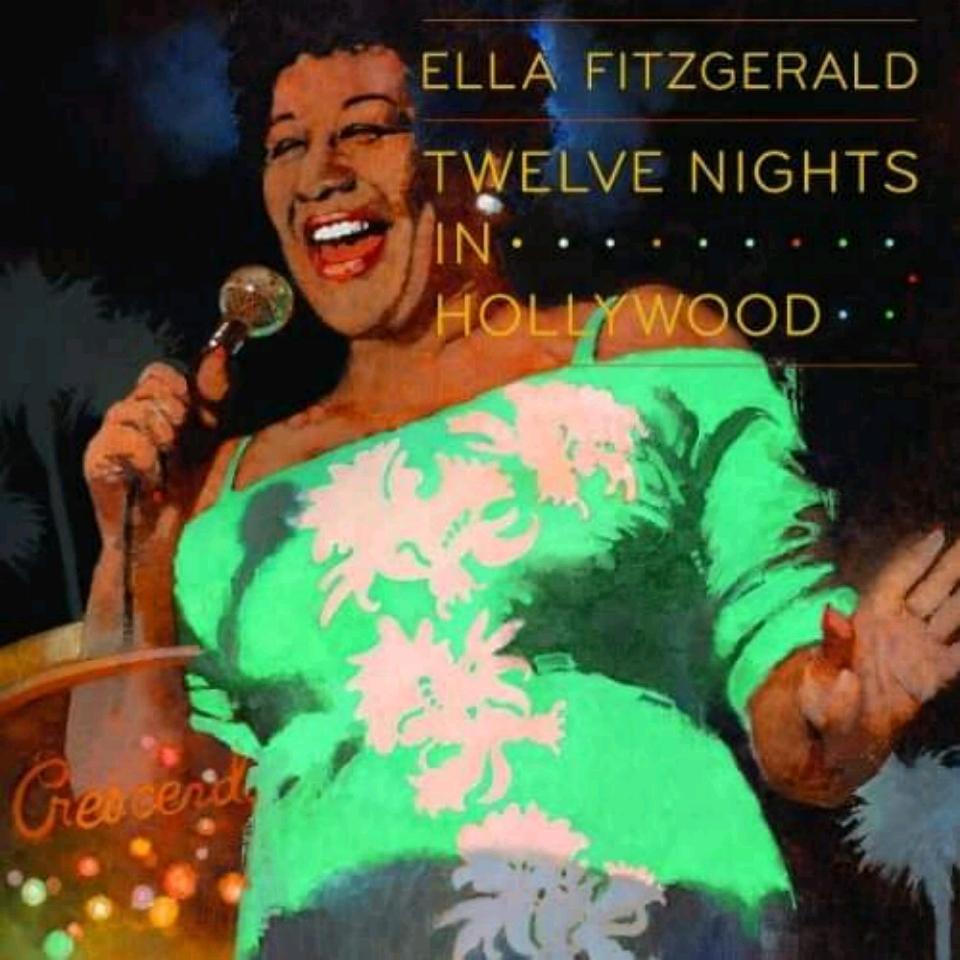 Chưa biết tới Jazz nếu chưa nghe Ella Fitzgerald hát.