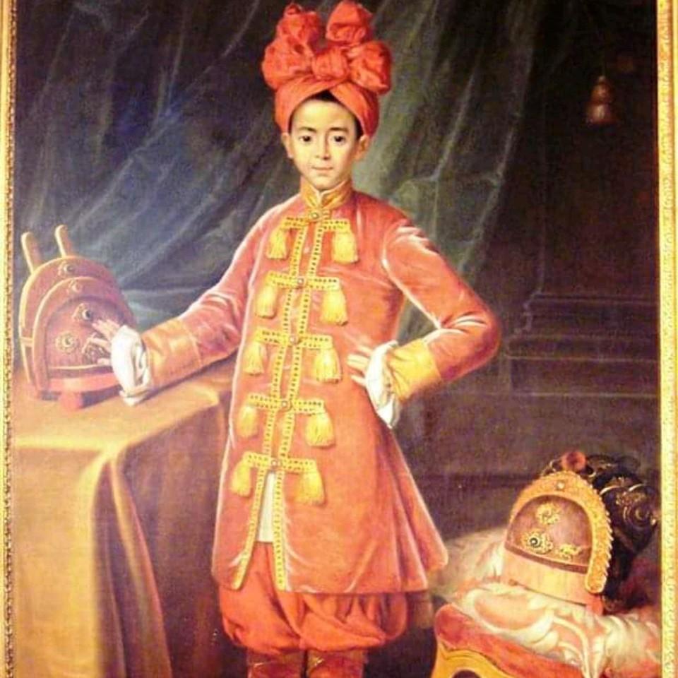 Hoàng tử Cảnh (1780-1801)