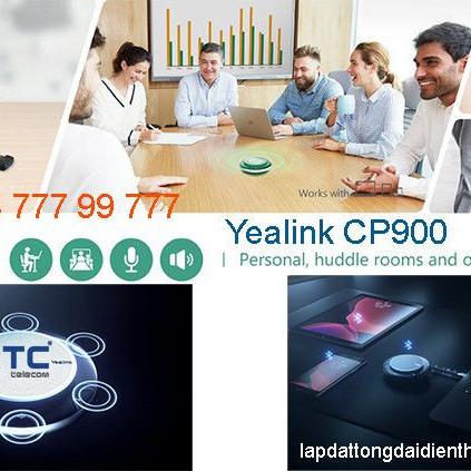 Yealink CP 900 loa hội nghị không dây Bluetooth