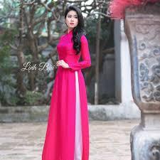 định hình chiếc áo dài Việt Nam như ngày nay.