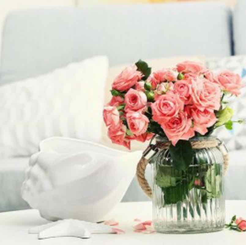 Luôn có một bình hoa trong nhà