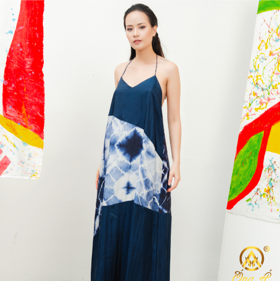 Hand-dyed Print Collection