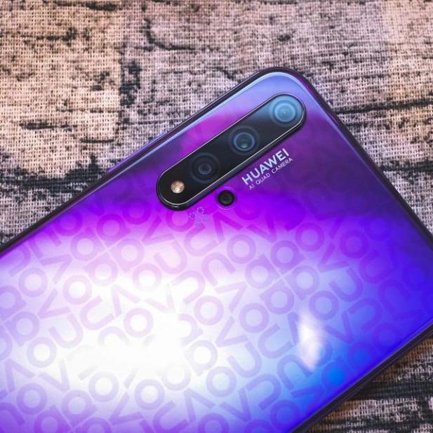 Huawei Nova 5T lên kệ sẽ có Google Mobile Services được cài đặt sẵn