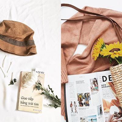 Nghề đan túi xách may tre đem lại thu nhập cho nhiều người