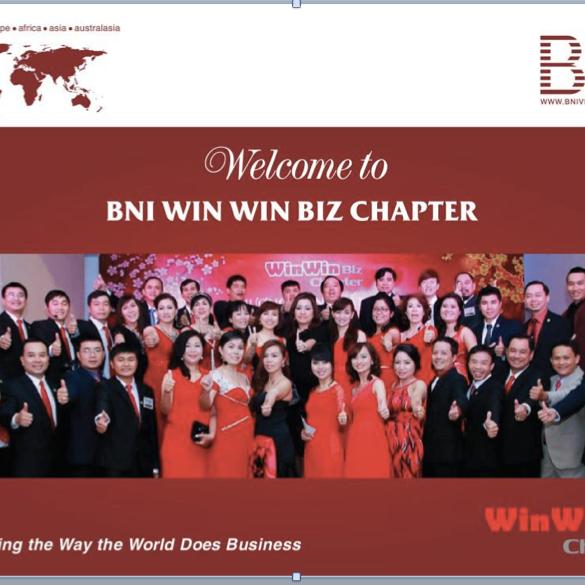 BNI VN - WinWin Chapter