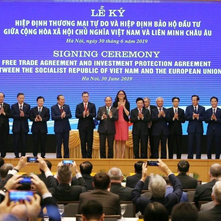 [Hiệp định thương mại tự do giữa Việt Nam và Liên Minh Châu Âu]