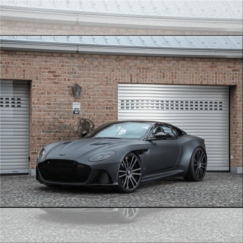 Chi tiết bản độ Aston Martin DBS Superleggera 818 mã lực giá 7,3 tỷ đồng