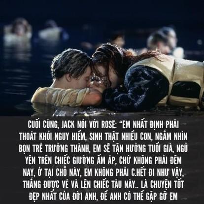- Nội dung chưa được phát sóng của Titanic, bạn sẽ không bao giờ quên.  Vào đêm kinh hoàng ngày 14 tháng 4 năm 1912, tổng cộng 705 n