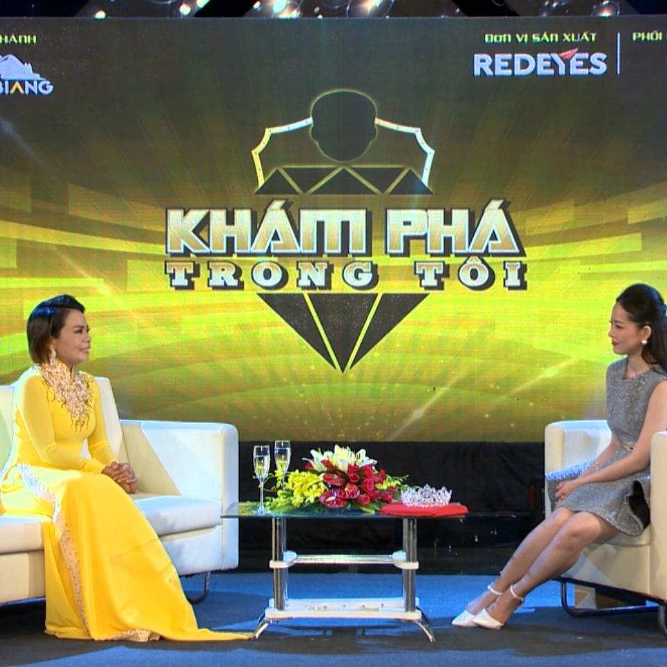 Á hậu Kiera Thanh Trà đã có những chia sẻ rất chân thành, giàu cảm xúc.