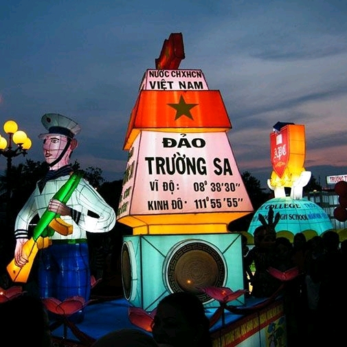 Lễ hội trung thu ở Phan Thiết, niềm tự hào của người dân Bình Thuận.