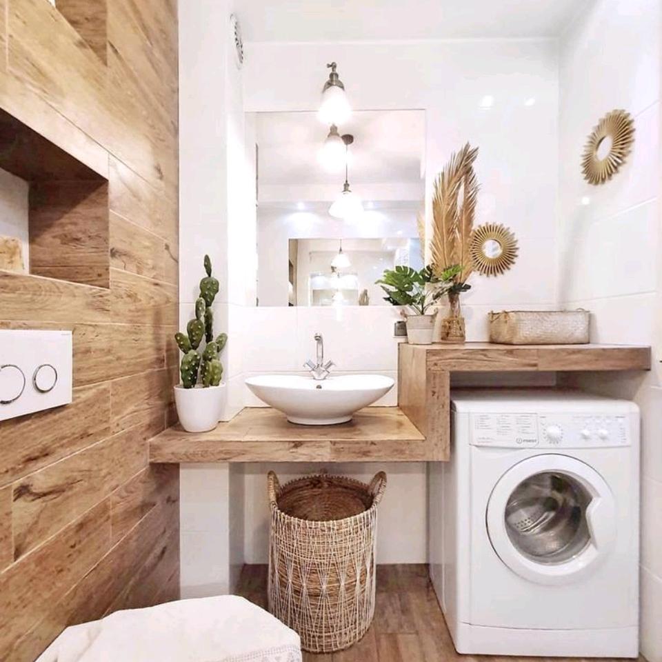 Cách bài trí các vật dụng trong nhà tắm của gia đình bạn trở nên sang trọng.