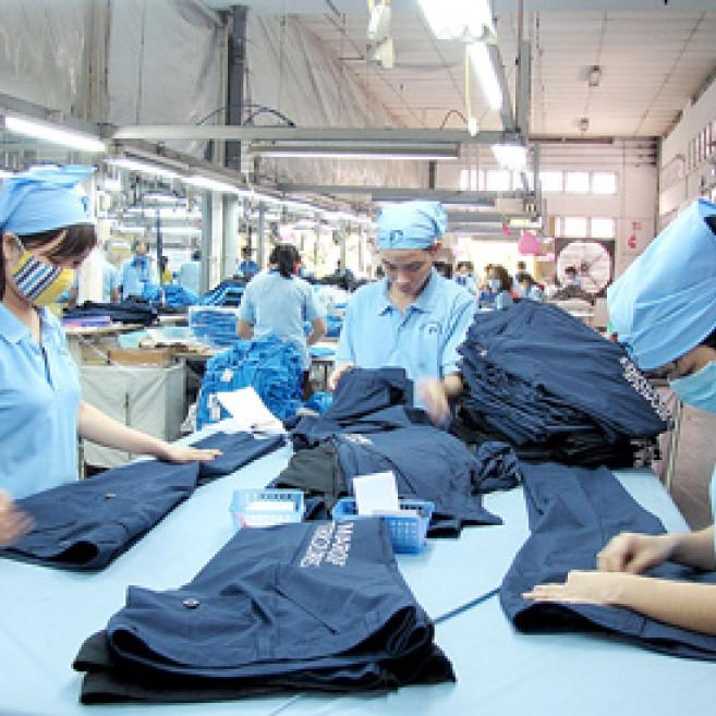 Dệt may Trung Quốc đang có sự dịch chuyển sang Việt Nam