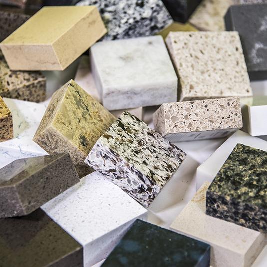Một số loại đá phổ biến