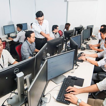 Bộ phận Phát triển phần mềm của SÀI GÒN BPO