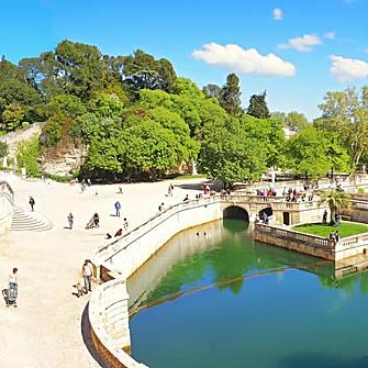 Công viên Jardins de la Fontaine