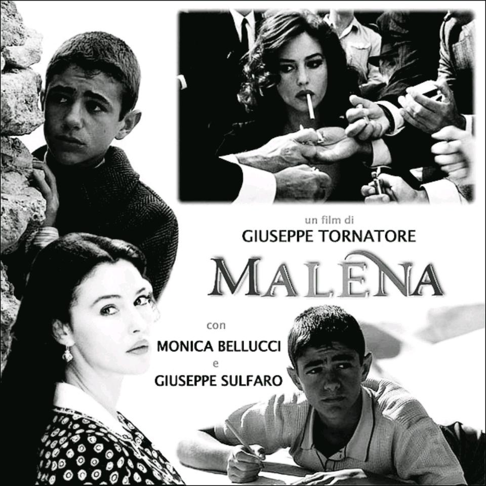 Malena - Tình yêu đầu đời.