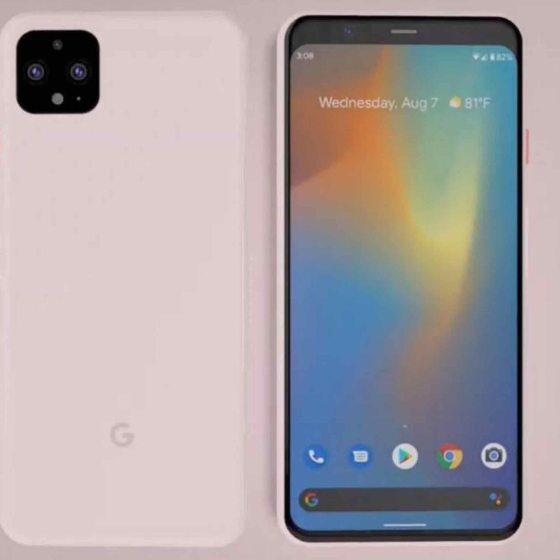 Thông tin cần biết về Google Pixel 4 sắp ra mắt