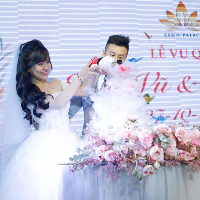 HUY VŨ - THU HÀ WEDDING