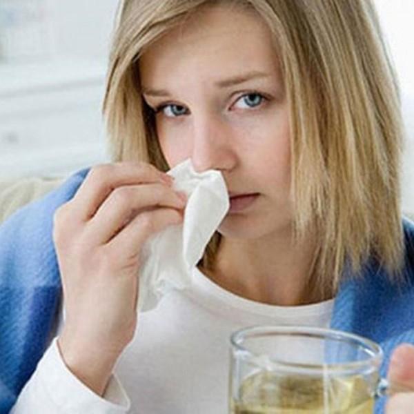 Làm giảm nghẹt mũi