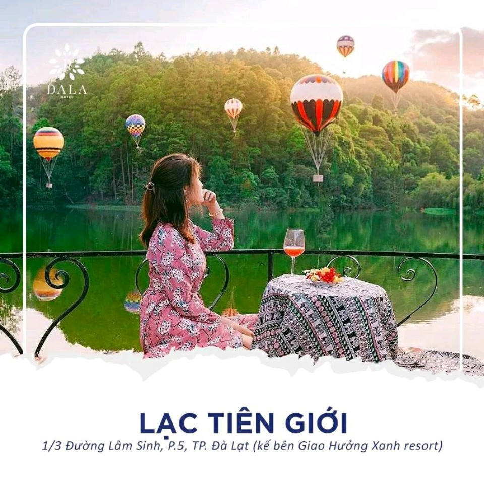 """💢 10 địa điểm """"sống ảo"""" cực chất cho lịch trình một ngày ở Đà Lạt !!! 💯"""