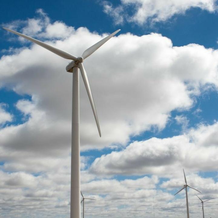 1. Năng lượng gió