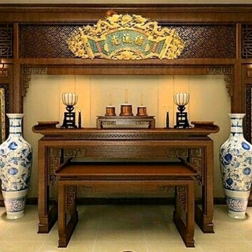 Nội thất phong cách kiến trúc Hoàng Cung