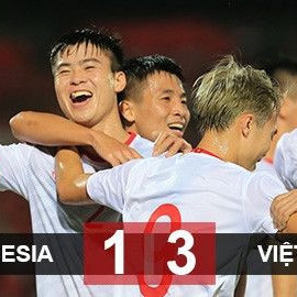 [VL World Cup 2022] Indonesia 1-3 Việt Nam