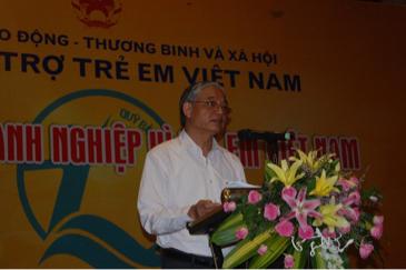 Gặp gỡ doanh nghiệp vì trẻ em Việt Nam 2018