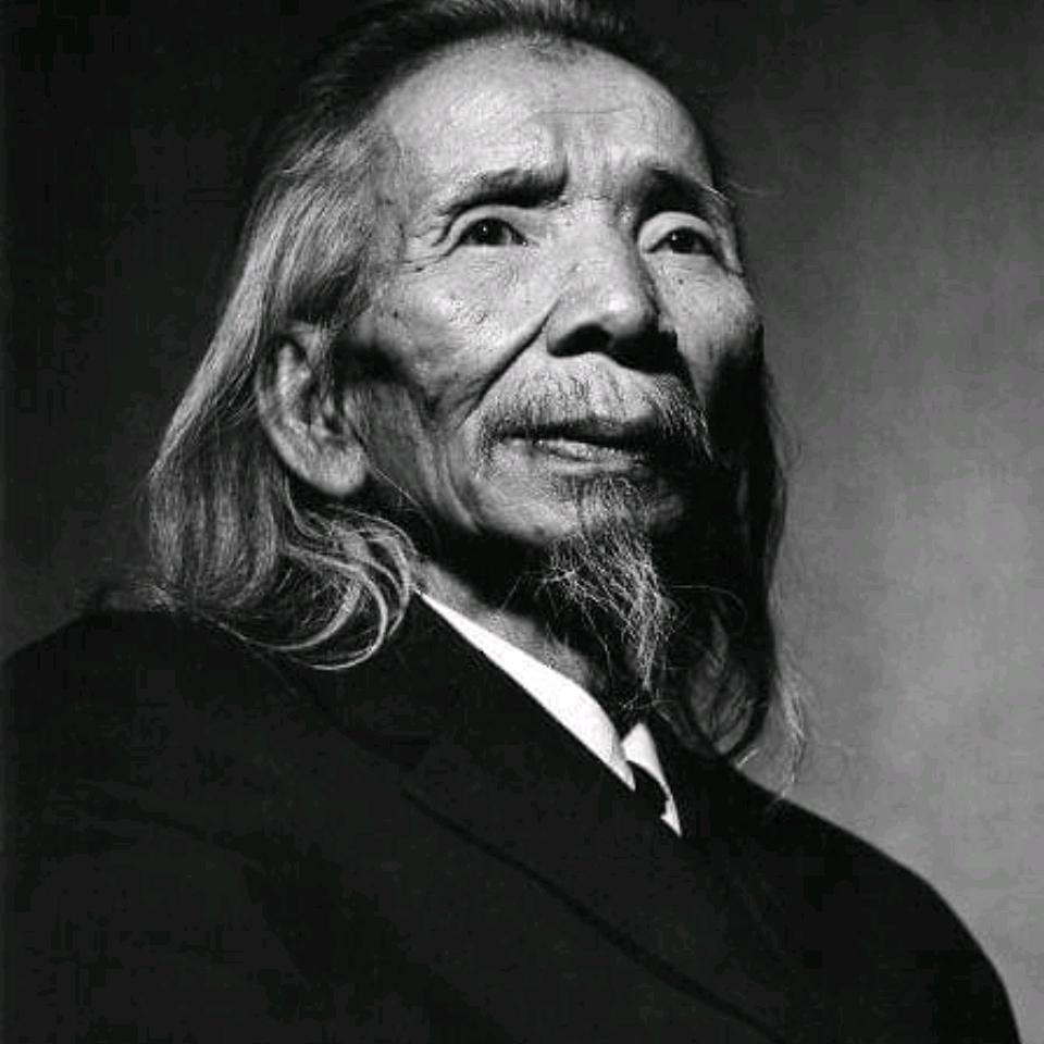 Nhạc sĩ Văn Cao.