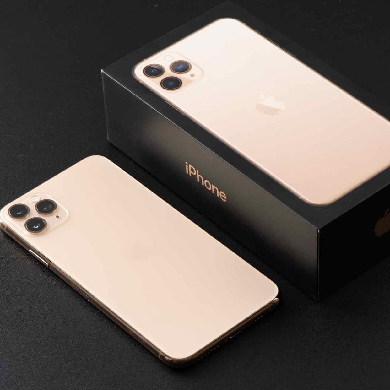 So sánh nhanh iPhone 11 Pro Max và XS Max