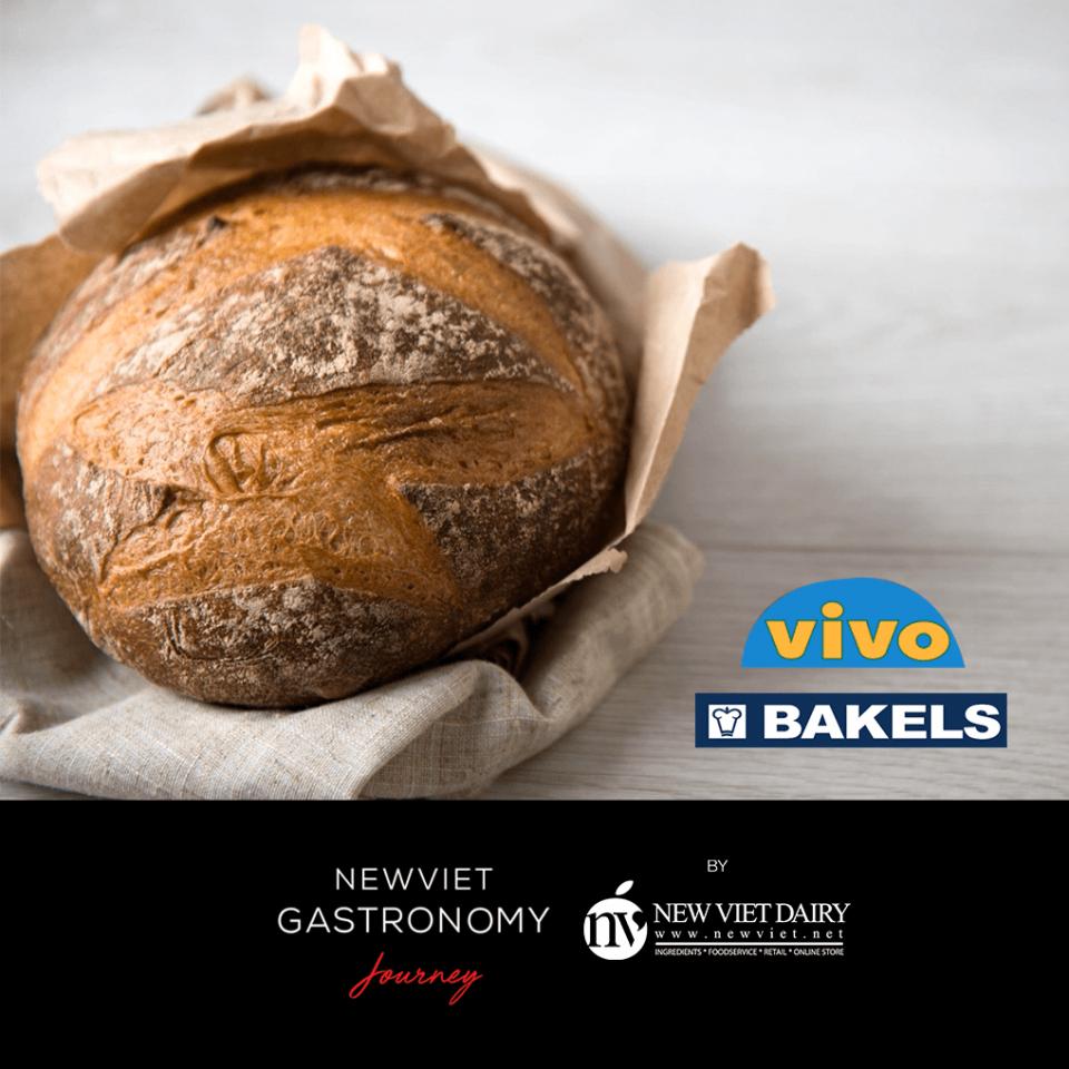 Khám phá kỹ thuật làm bánh chuyên nghiệp với nhãn hàng Vivo và Bakels tại hành trình ẩm thực New Viet Gastronomy