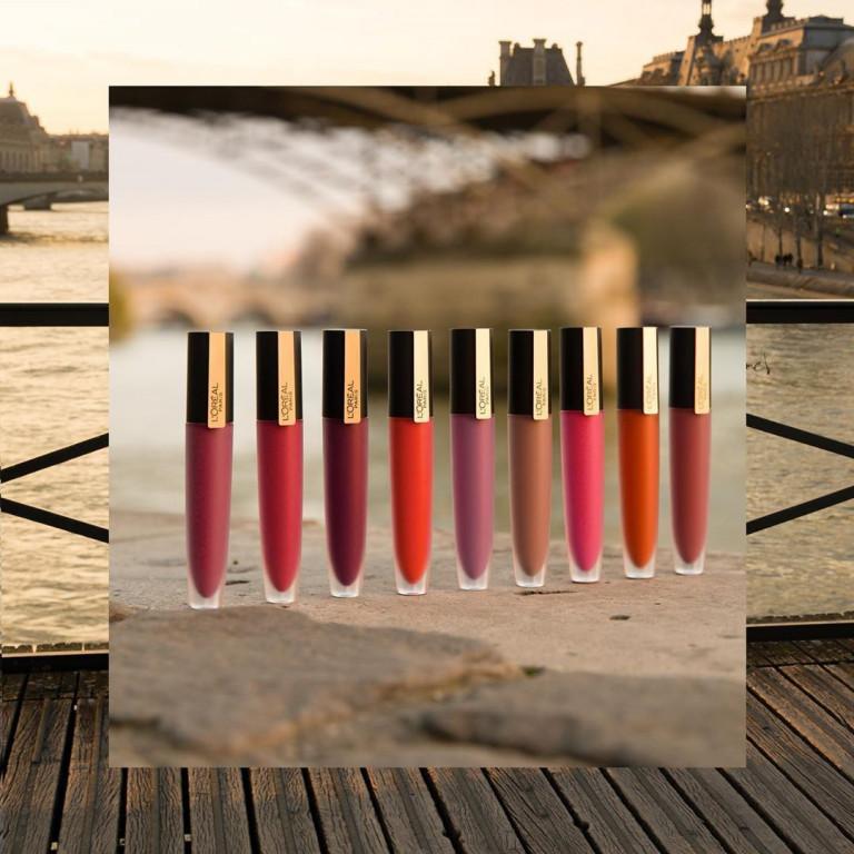 BST Rouge Signature Parisian Sunset từ L'Oréal Paris!