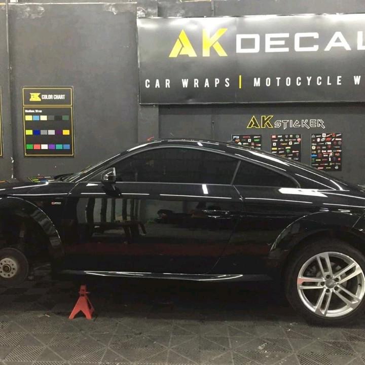 Audi TT lên vàng mừng xuân mới 😍😍😍😍